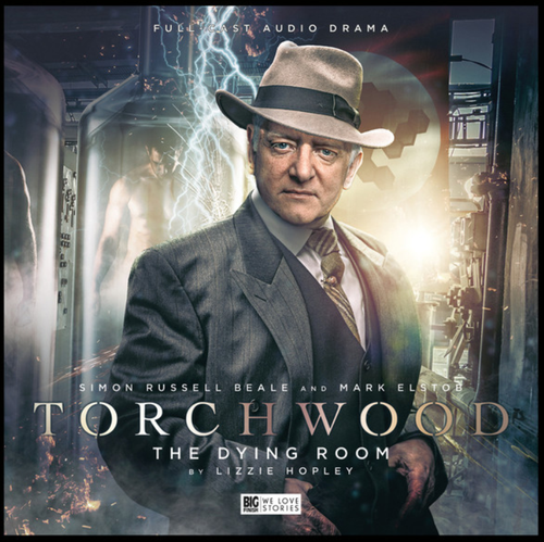 Torchwood 3.6: The Dying Room  - Big Finish Audio CD