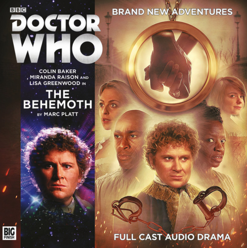 The Behemoth Audio CD - Big Finish #231