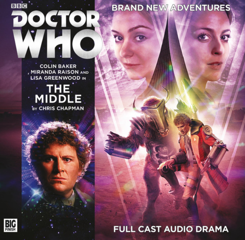 The Middle Audio CD - Big Finish #232