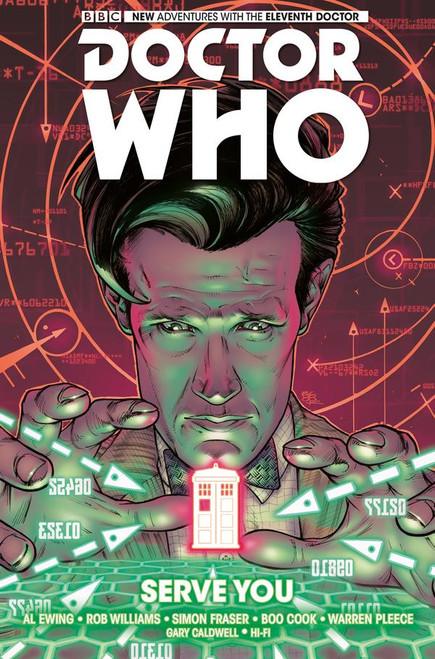 Doctor Who: The Eleventh Doctor, Vol. 2: Serve You (Hardcover)