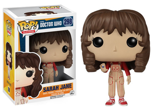 Funko POP Doctor Who - Sarah Jane Smith Vinyl Figure