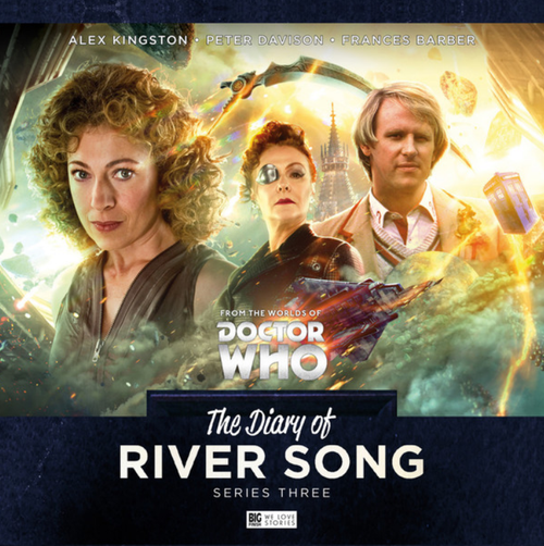 The Diary of River Song: Series 3 - Big Finish Audio