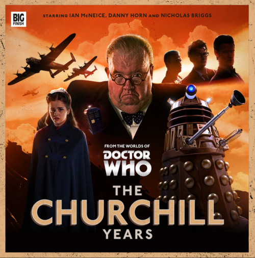 The Churchill Years Vol. 1 - Big Finish Audio Box Set