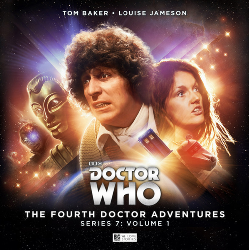 4th Doctor Stories: 7A Box Set