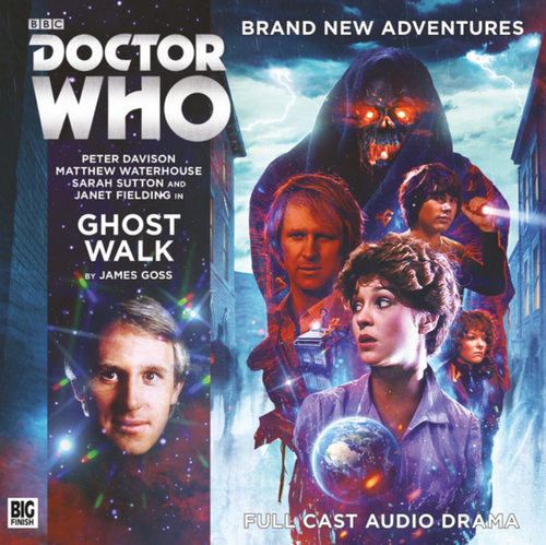 Audio CD Ghost Walk - Big Finish #235