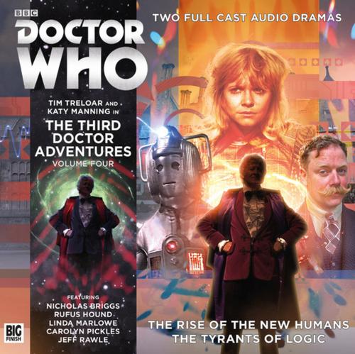 Third Doctor Adventures Volume 4 - Big Finish Audio CD