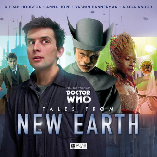 Tales From New Earth - Big Finish Audio CD Boxed Set