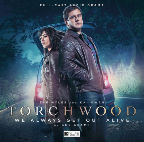 Torchwood: We Always Get Out Alive - Big Finish Audio CD