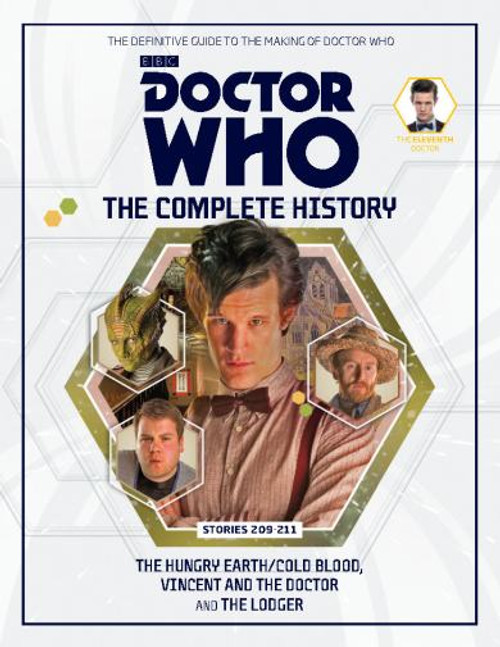 Doctor Who: The Complete History - Volume 65, Issue 66 (Eleventh Doctor)