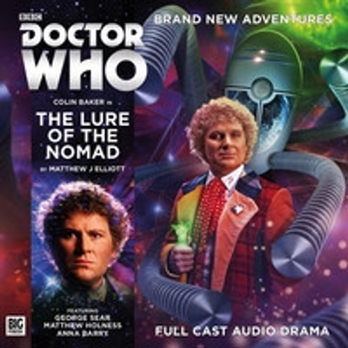 Audio CD The Lure of the Nomad - Big Finish #238