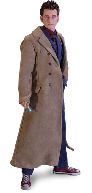 Big Chief Studios - 10th Doctor Series 4 1:6 Scale Figure