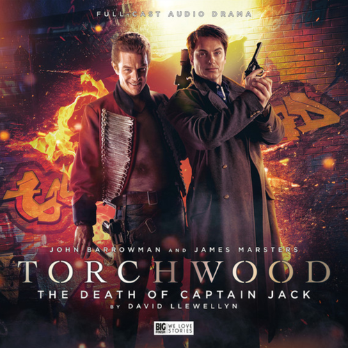 Torchwood: The Death of Captain Jack - Big Finish Audio CD