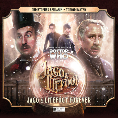 Jago and Litefoot Forever Boxset from Big Finish