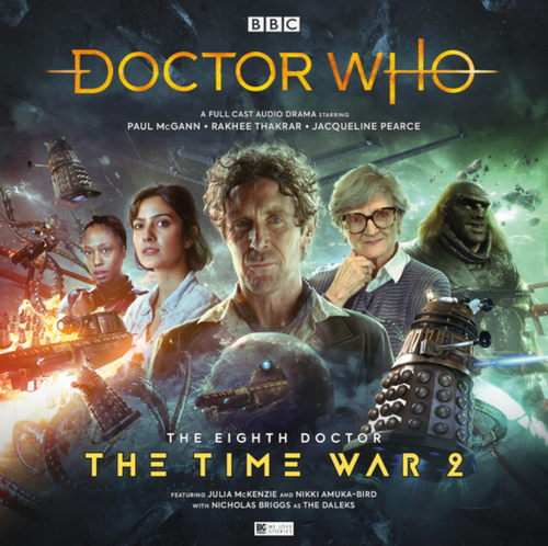 The Time War 2 - Eighth Doctor Big Finish Box Set