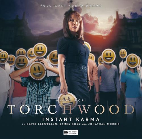 Torchwood: Instant Karma - Big Finish Audio CD