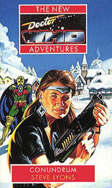 """Conundrum"" New Adventures Paperback Book"