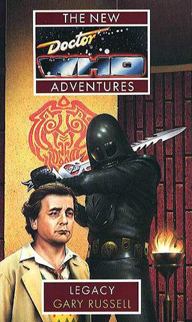 """Legacy"" New Adventures Paperback Book"
