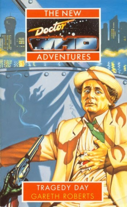 """Tragedy Day"" New Adventures Paperback Book"