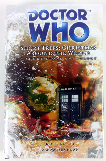 Big Finish Short Trips #27: Christmas Around The World - Hardcover Book