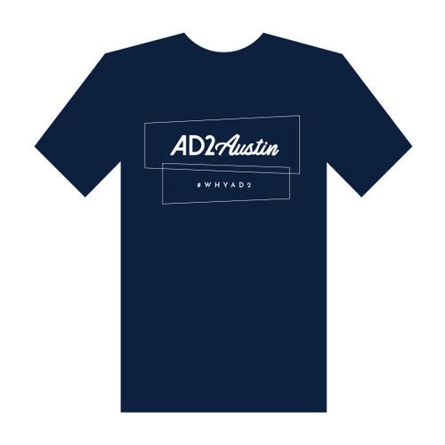 Ad 2 Austin T-shirt    SX-XL