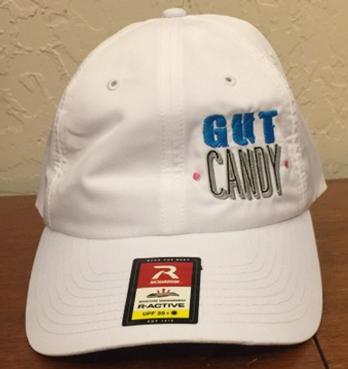White Golf Cap