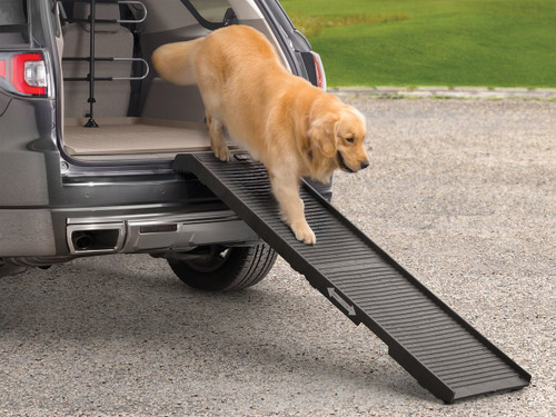 WeatherTech PetSTEP Foldable Pet Ramp - Graphite