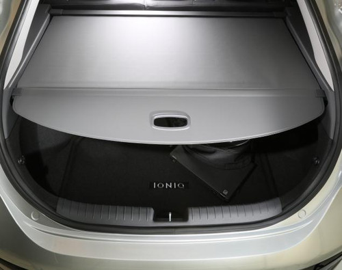 Hyundai Ioniq Cargo Screen