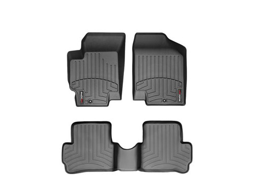 2006-2011 Hyundai Accent WeatherTech Floor Liners - Full Set