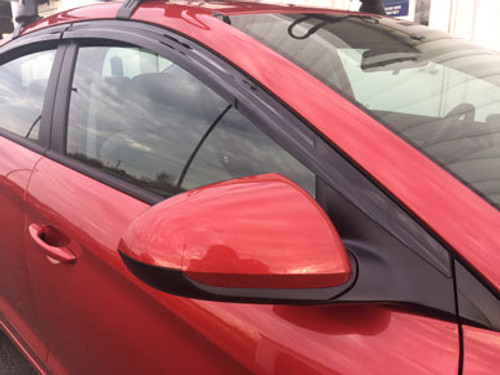 Hyundai Sonata Vent Visors