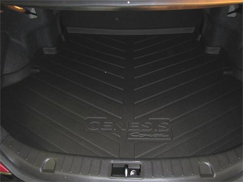 Hyundai Genesis Coupe Rubber Cargo Tray