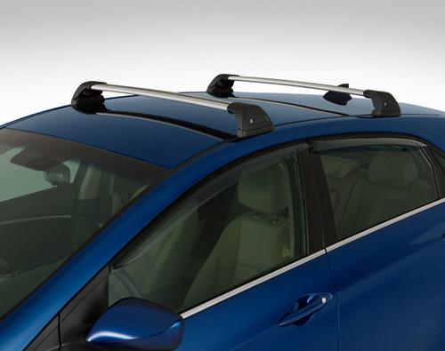 Hyundai Elantra Gt Thule Roof Rack Kit 58 Quot Square Bars