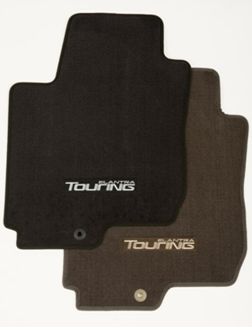 Hyundai Elantra Touring Carpeted Floor Mats