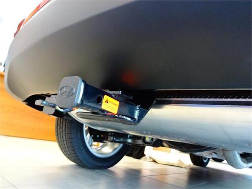 Hyundai Tucson Trailer Hitch