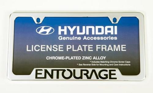 Hyundai Entourage License Plate Frame (H034)