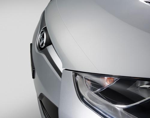 Hyundai Veloster Hood Protector Film