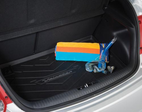 Hyundai Veloster Rubber Cargo Tray