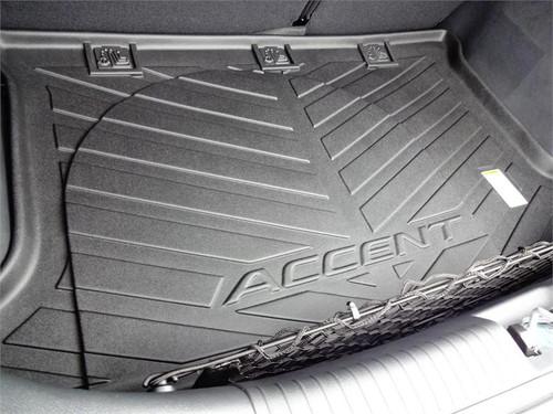 Hyundai Accent Rubber Cargo Tray