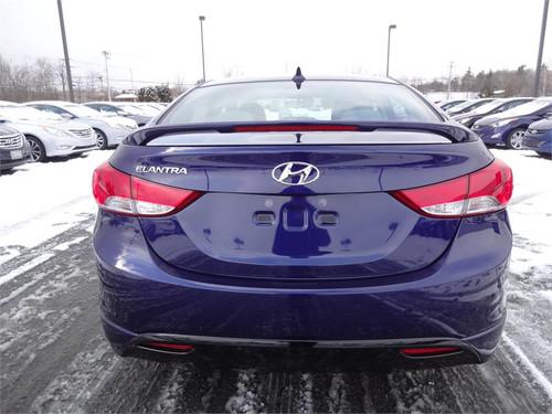 Hyundai Elantra Rear Spoiler