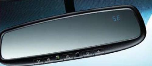 Hyundai Santa Fe EC Mirror with Homelink