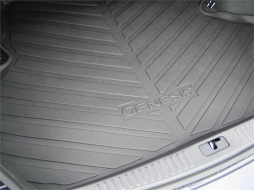 Hyundai Genesis Rubber Cargo Tray