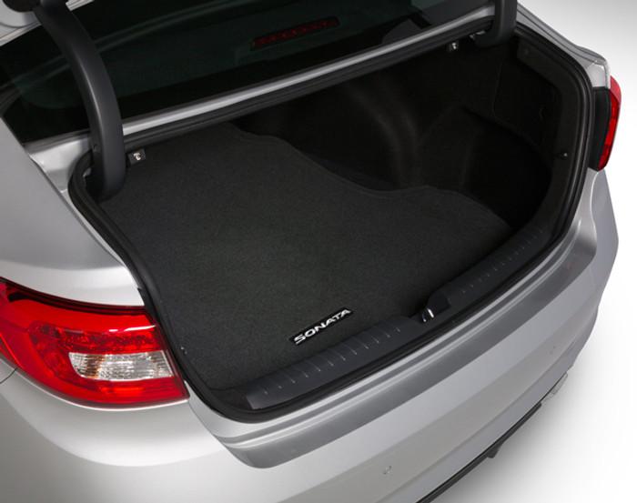 Hyundai Sonata Hybrid Cargo Mat