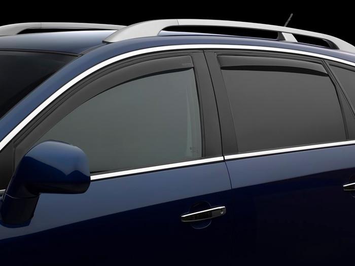 Hyundai Veloster WeatherTech Vent Visors