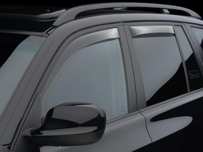 Hyundai Tucson WeatherTech Vent Visors