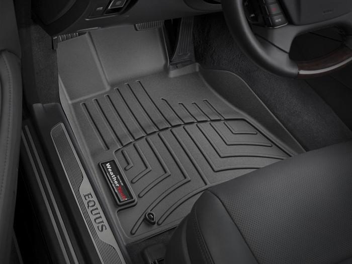 Hyundai Equus WeatherTech Floor Liners