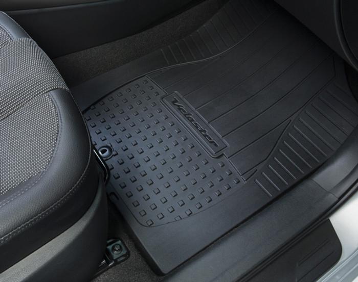 Hyundai Veloster Rubber Floor Mats (AA001)