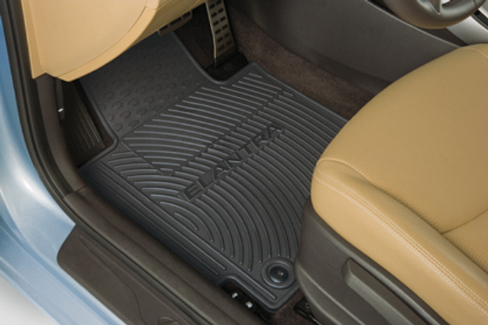 Hyundai Elantra Rubber Floor Mats (D060)
