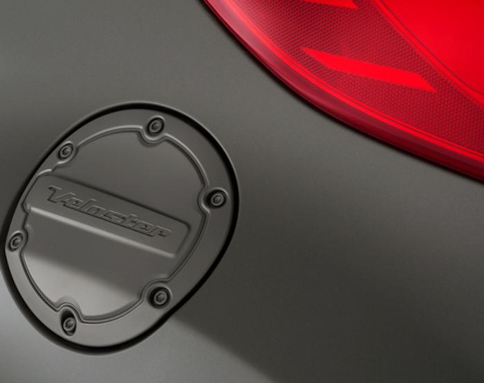 Hyundai Veloster Fuel Door