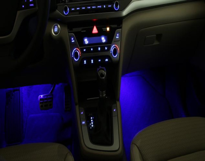 Hyundai Elantra LED Interior Lighting Kit