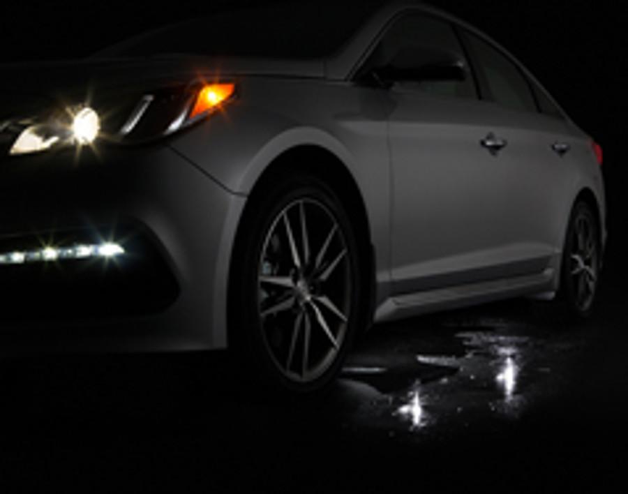 Hyundai Sonata LED Puddle Lights