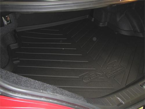 Hyundai Genesis Coupe Rubber Cargo Tray Hyundai Shop